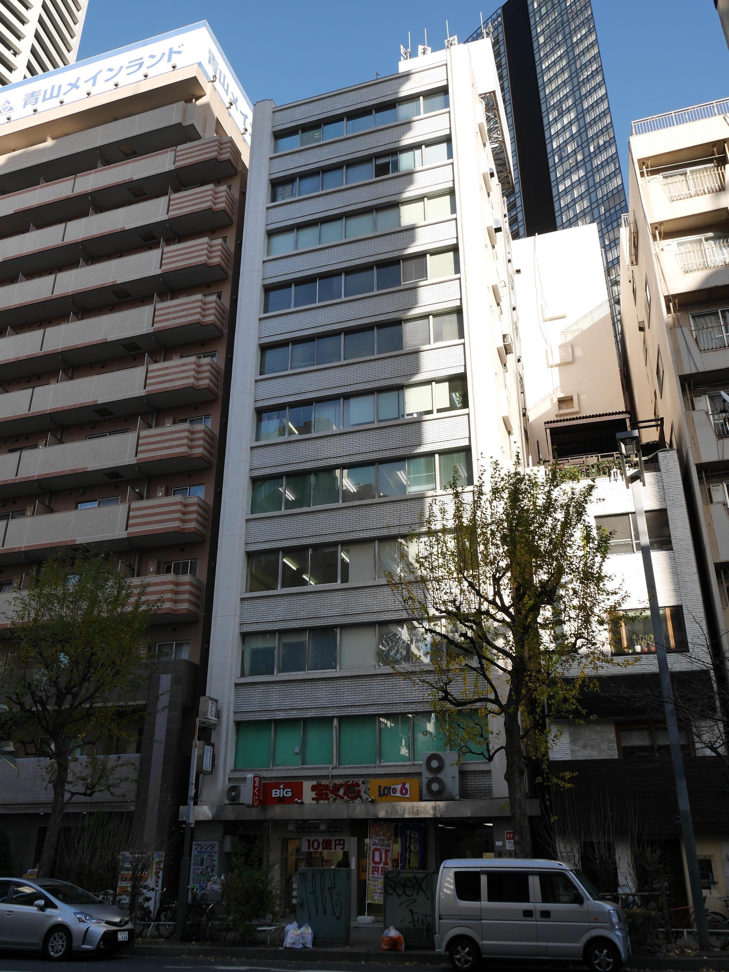 東京・新宿本社ビル