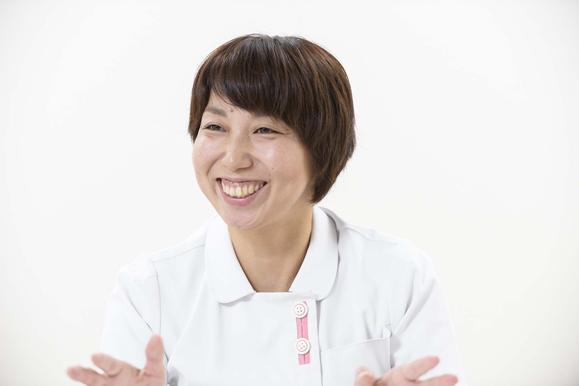 町田病院_先輩看護師②01