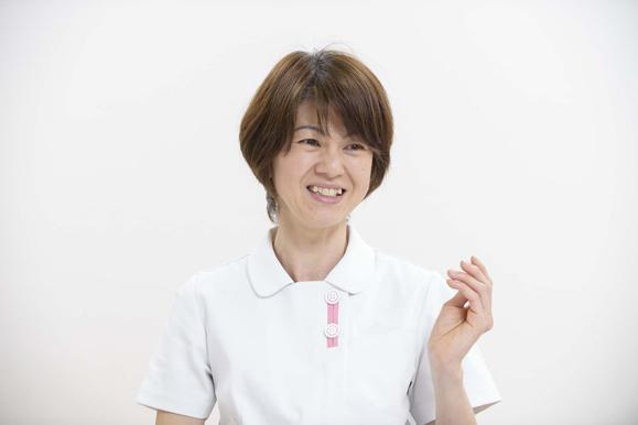 町田病院_先輩看護師③01