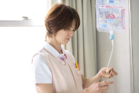 町田病院_先輩看護師③02