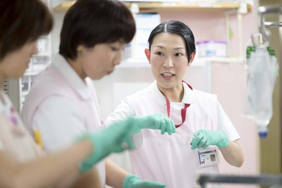 町田病院_先輩看護師⑤02