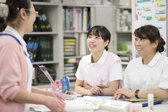 町田病院_先輩看護師①02