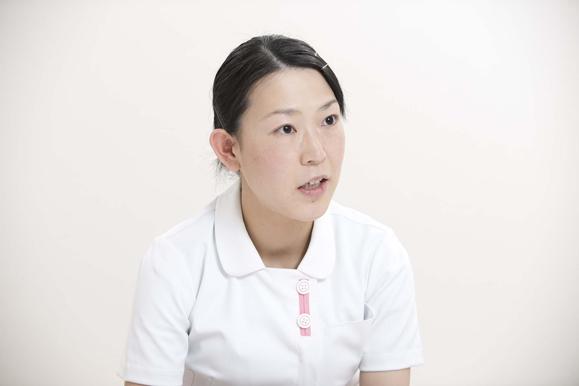 町田病院_先輩看護師⑤01