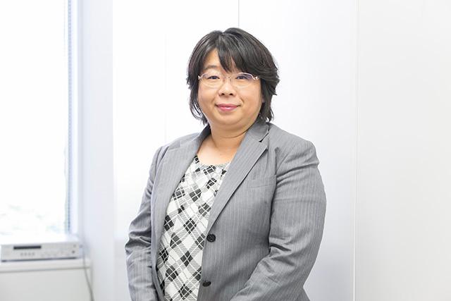相原志江 医療・介護部部長