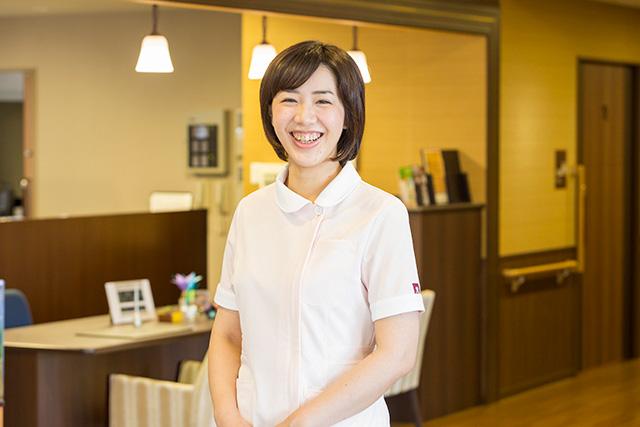 鈴木晶子 SOMPOケア ラヴィーレ八潮